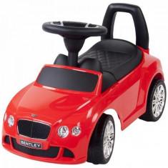 Masinuta Bentley Rosu