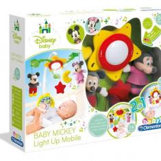 Carusel Muzical Mickey - Jucarie interactiva Clementoni