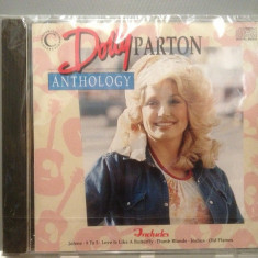 DOLLY PARTON - ANTHOLOGY (1991 /BMG REC ) - cd nou/sigilat/ COUNTRY - Muzica Country arista
