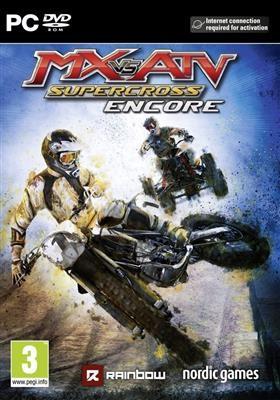 Mx Vs Atv Supercross Encore Pc