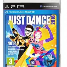 Just Dance 2016 Ps3 - Jocuri PS3 Ubisoft, Simulatoare, 3+