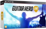 Guitar Hero Live With Guitar Controller Ps3
