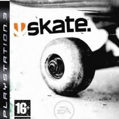 Skate Ps3 - Jocuri PS3 Electronic Arts, Sporturi, 3+