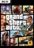 Grand Theft Auto V (Gta 5) Pc, Role playing, 18+, Single player, Rockstar Games