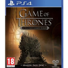 Game Of Thrones A Telltale Games Series Season Pass Disc Ps4 - Jocuri PS4, Actiune, 18+