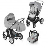 Baby Design Dotty 07 grey 2015 - Carucior 3 in 1