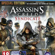 Assassin's Creed Syndicate Special Edition (Include Dlc) Ps4 - Jocuri PS4, Role playing, 18+