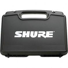 PROMOTIE ! VALIZA/CASE PROFESIONALA SHURE PENTRU MICROFOANE, COMPARTIMENTATA. - Microfon Shure Incorporated