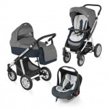 Baby Design Dotty 10 graphite 2015 - Carucior 3 in 1