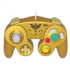 Super Smash Bros Controller Zelda Nintendo Wii U - Jocuri WII U
