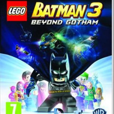 Lego Batman 3 Beyond Gotham Ps Vita - Jocuri PS Vita, Actiune, 3+, Single player