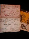 Muntii Bihor-Vladeasa /monografie montana/ cu harta-Bleahu/ Bordea