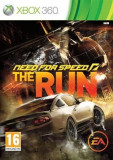 Need For Speed The Run Xbox360, Curse auto-moto, 12+, Electronic Arts