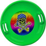 Sanie Disc Marmat Verde