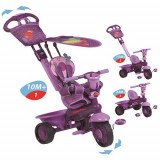 Tricicleta 3 In 1 Royal Violet - Tricicleta copii Fisher Price