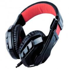Casti Gaming Marvo Mrvh8629 Black Pc, Casti cu microfon