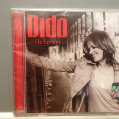 DIDO - LIFE FOR RENT (2003 /BMG REC) - cd nou/sigilat/POP - Muzica Pop ariola