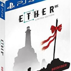 Ether One Steel Book Edition Ps4, Actiune, 3+