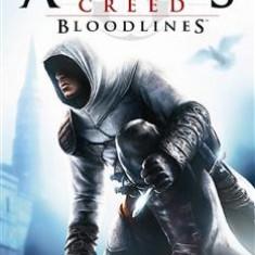 Assassin's Creed Bloodlines Psp - Jocuri PSP Ubisoft, Actiune, 16+