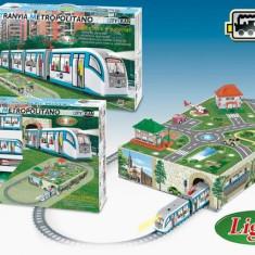 Tramvai Metropolitan Citytran - Trenulet Pequetren