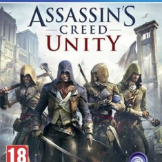 Assassin's Creed Unity Ps4 - Jocuri PS4, Role playing, 18+