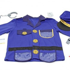 Costum Carnaval Copii Ofiter De Politie Melissa And Doug