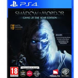 Middle-Earth Shadow Of Mordor Game Of The Year Edition Ps4 - Jocuri PS4, Role playing, 18+