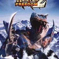 Monster Hunter Freedom 2 Psp - Jocuri PSP Capcom