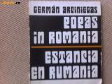 POPAS IN ROMANIA ESTANCIA EN RUMANIA GERMAN ARCINIEGAS in franceza germana ghid