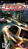 Need For Speed Carbon Own The City Psp, Curse auto-moto, 12+, Single player, Electronic Arts