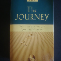 THE JOURNEY * THE STUDY BIBLE FOR SPIRITUAL SEEKERS
