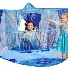 Cort De Joaca Pentru Copii Frozen 3D - Casuta copii