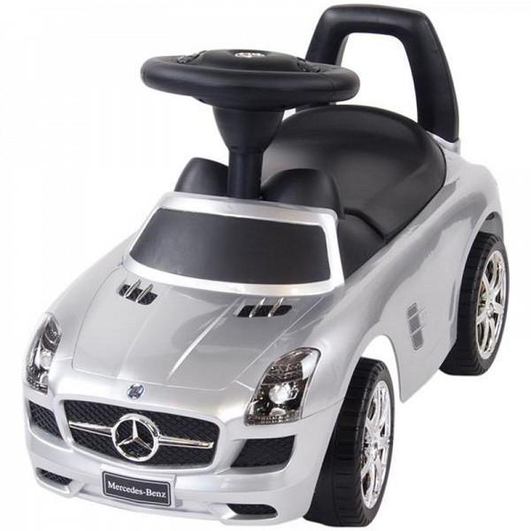 Masinuta Mercedes Plus Gri foto mare