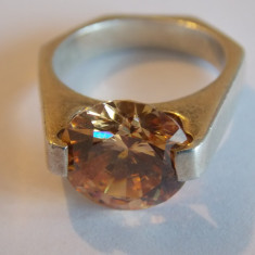 Inel argint cu zirconiu - 192