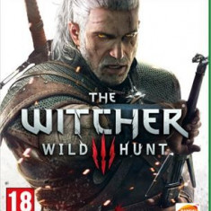 The Witcher 3 Wild Hunt Xbox One - Jocuri Xbox One, Role playing, 18+