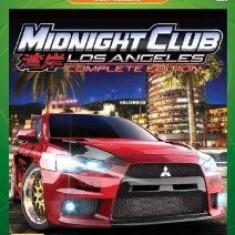 Midnight Club La Complete Edition Xbox360 - Jocuri Xbox 360, Curse auto-moto, 12+, Multiplayer