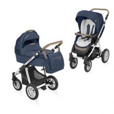 Baby Design Dotty Denim 13 navy 2015 - Carucior 2 in 1 - Carucior copii Landou