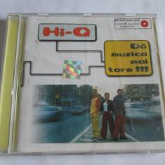 CD ORIGINAL HI-Q ALBUMUL:DA MUZICA MAI TARE!!! ROTON 2001
