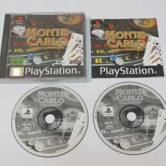Joc Playstation 1 PS1 - Monte Carlo Games Compedium Altele, Sporturi, Toate varstele, Single player