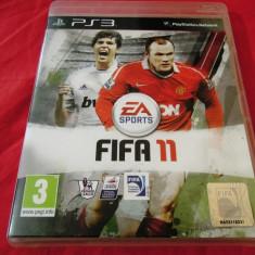 Fifa 11, PS3, original, 8.99 lei(gamestore)! Alte sute de jocuri! - Jocuri PS3 Ea Sports, Sporturi, 3+, Multiplayer