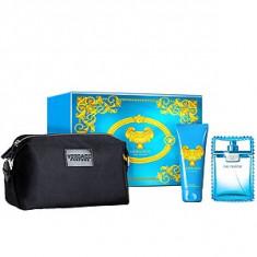 Versace Versace Man Eau Fraiche Set 100+100+cb pentru barbati - Set parfum