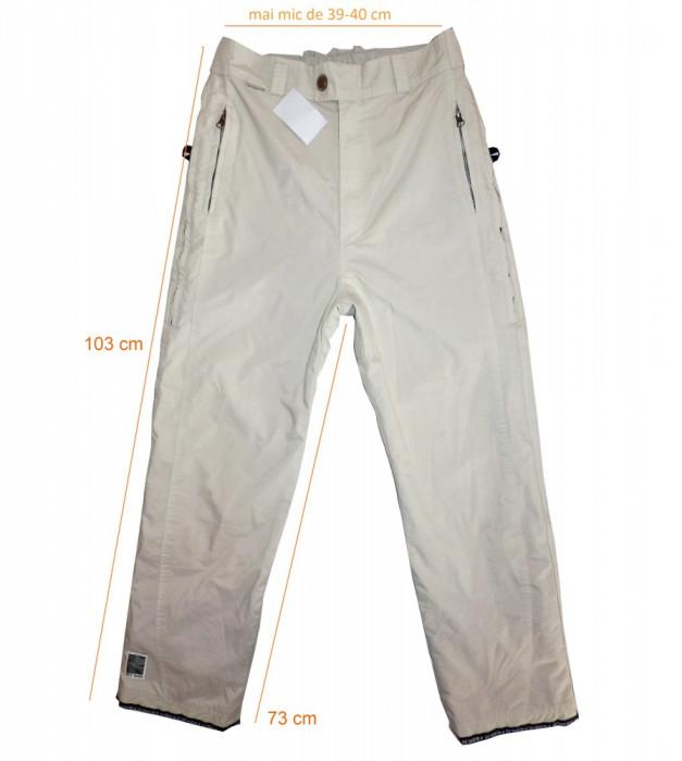 Pantaloni ski schi snowboard PROM originali, aerisiri (dama M spre S) cod-259810 foto mare