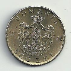 ROMANIA MIHAI I 500 LEI 1945 [11] XF++, livrare in cartonas - Moneda Romania, Cupru-Nichel