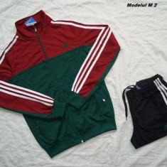 Trening/Treninguri Adidas copii/barbatesti-Model nou-Slim fit-Calitate excelenta, Marime: M, Culoare: Verde