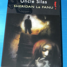 UNCLE SILAS - SHERIDAN LE FANU (05105 - Carte Horror