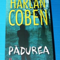 PADUREA - HARLEN COBEN (06044 - Carte politiste
