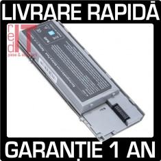 BATERIE ACUMULATOR LAPTOP DELL LATITUDE D620 D630 D631 D640 PC764 - Baterie laptop Dell, 6 celule, 4400 mAh