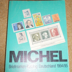 CATALOG TIMBRE MICHEL GERMANIA 1994/95