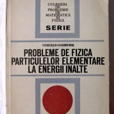 PROBLEME DE FIZICA PARTICULELOR ELEMENTARE LA ENERGII INALTE, 1971. Carte noua - Carte Fizica