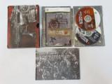 Joc Xbox 360 - Gears of War 2 collector's + steelbook + artbook, Shooting, 18+, Single player